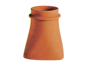 Chimney pots and pipe collars