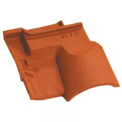1/2 gauge under ridge tile OMEGA 100 Natural Red