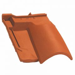 3/4 gauge under ridge tile OMEGA 10 Natural Red
